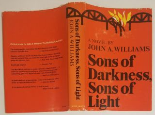SONS OF DARKNESS, SONS OF LIGHT.