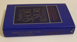 AMERICAN SHORT STORY MASTERPIECES.