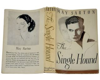 THE SINGLE HOUND [SIGNED & INSCRIBED].