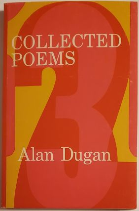 COLLECTED POEMS. Alan Dugan