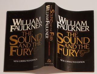 THE SOUND AND THE FURY.