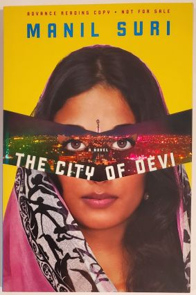 THE CITY OF DEVI. Manil Suri