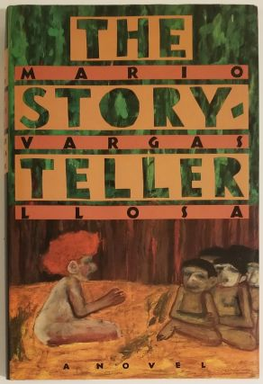 THE STORYTELLER. Mario Vargas Llosa