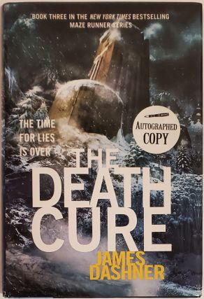 The Death Cure. James Dashner