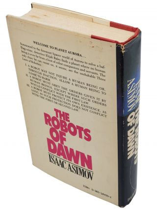 THE ROBOTS OF DAWN.
