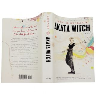 AKATA WITCH [SIGNED WITH DOODLES - LATER PRINTING].