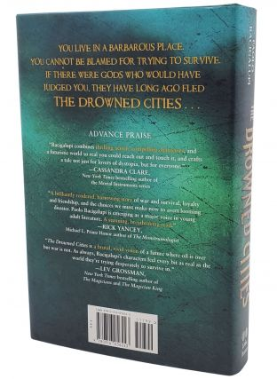 THE DROWNED CITIES.