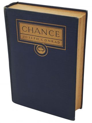CHANCE: A TALE IN TWO PARTS - THIS COPY OWNED BY KENNETH ROBERTS.
