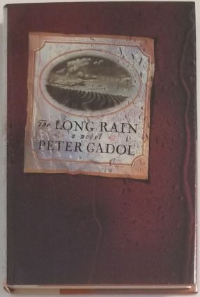 THE LONG RAIN. Peter Gadol